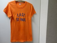 70'S RUSSELL PRINT T-SH(ラッセルプリントTシャツ)MADE IN USA (M 38-40)