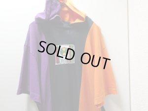 画像3: 90'S CROSS COLORS MULTI COLOR HOODED T-SHIRTS(クロスカラーズ マルチカラー仕様フード付きTシャツ)MADE IN USA(XL位)