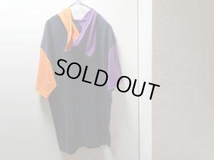 画像2: 90'S CROSS COLORS MULTI COLOR HOODED T-SHIRTS(クロスカラーズ マルチカラー仕様フード付きTシャツ)MADE IN USA(XL位)