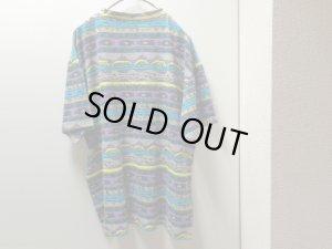 画像2: 80'S LIFE'S A BEACH REPEATING PATTERNE T-SHIRTS(ライフズアビーチ総柄Tシャツ)MADE IN USA(M)