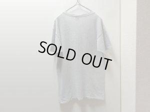 画像2: 80'S Champion 88/12 GRAY V-NECK T-SHIRTS(チャンピオン 灰杢VネックTシャツ)MADE IN USA (L)