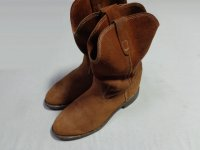 80'S HONOHOS SUED PECOS BOOTS(スウェードペコスブーツ)(US9)
