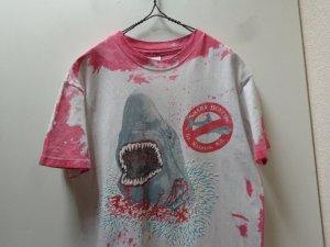 画像3: 80'S SHARK BUSTING T-SHIRTS(シャーク バスティング Tシャツ)MADE IN USA(M)