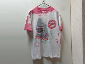 画像1: 80'S SHARK BUSTING T-SHIRTS(シャーク バスティング Tシャツ)MADE IN USA(M)