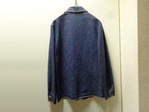 画像2: 70'S Sportswear L/S DENIM WESTERN SHIRTS(デニムウエスタンシャツ)(S位)