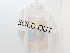画像3: 80'S MR.POTATO HEAD T-SHIRTS (ミスターポテトヘッドTシャツ)(L位)