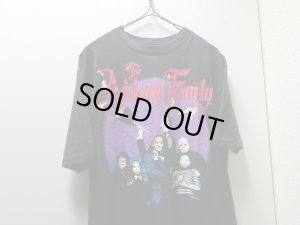 画像3: 91'S The Adams Family T-SHIRTS(1991年製 映画 アダムスファミリー Tシャツ)MADE IN USA(XL)