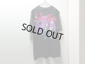 画像1: 91'S The Adams Family T-SHIRTS(1991年製 映画 アダムスファミリー Tシャツ)MADE IN USA(XL)