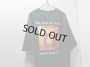 画像5: 99'S LAURYN HILL THE MISEDUCATION WORLD TOUR T-SHIRTS(ローリンヒル 1999年ワールドツアーTシャツ)MADE IN USA(L位)