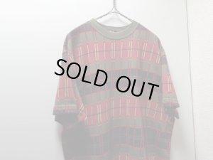 画像3: 80'S OLD STUSSY JACQUARD T-SHIRTS(オールドステューシー ジャガードTシャツ)横長仕様黒タグ(XL位)