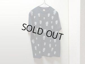 画像1: 80'S MISFITS CRIMSON GHOST REPEATING PATTERNE T-SHIRTS (ミスフィッツ クリムゾンゴースト総柄仕様 Tシャツ)MADE IN USA(XL)