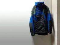 90'S THE NORTH FACE STEEP TECH PULLOVER NYLON JACKET(ノースフェイス スティープテック 被り仕様ナイロンジャケット)(XL)