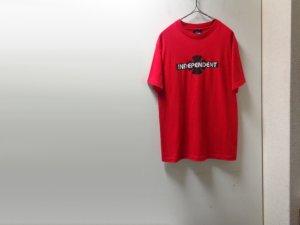 画像1: 00'S INDEPENDENT T-SHIRTS(インディペンデント Tシャツ)MADE IN USA(M)