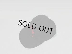 画像1: 80'S OLD STUSSY ONE WORLD ONE LOVE COTTON SNAP-BACK(初期 オールド ステューシー ワンワールド ワンラブ ロゴ刺繍入り コットン スナップバック)MADE IN USA