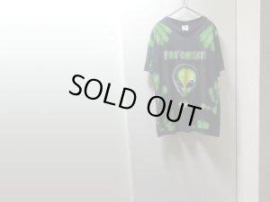 画像1: 90'S ALIENS FIRST CONTACT! T-SHIRTS(エイリアン ファーストコンタクト! Tシャツ)MADE IN USA(XL)