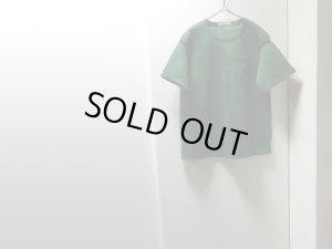 画像1: 00'S Acne Studios T-SHIRTS WITH POCKET(アクネ ストゥディオズ ポケット付き メッシュ仕様Tシャツ)MADE IN PORTUGAL(34)