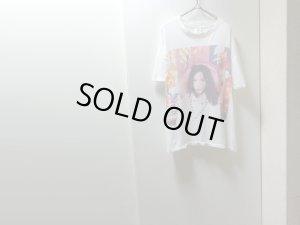 画像1: 95'S BJORK POST T-SHIRTS(1995年製 ビョーク ポスト Tシャツ)(L)