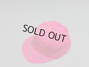 画像1: 80'S PINK PANTHER COTTON SNAP-BACK(USA製 ピンクパンサー 刺繍入り コットン スナップバック)DEAD STOCK