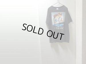 画像1: 98'S TITANIC T-SHIRTS(98年製 映画 タイタニック Tシャツ)(XL)