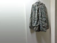 00'S DIGITAL CAMO PATTREN NYLON JACKET WITH HOODED (デジタル迷彩柄 フード付きナイロンジャケット)MADE IN USA(M-REG)