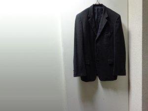 画像1: Y's for men YOHJI YAMAMOTO 3B WOOL TAILORED JACKET(ワイズ フォーメン ヨウジヤマモト 3B ウール混紡 テーラードジャケット)MADE IN JAPAN(4)