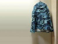00'S ROTHCO BLUE CAMOUFLAGE PATTREN COTTON × POLYESTER ANORAK PARKA(USA製 ロスコ 青迷彩柄 コットン × ポリエステル混紡アノラックパーカー)DEAD STOCK(L-REG , XL-REG)