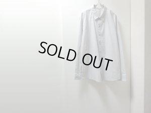 画像1: 00'S HELMUT LANG L/S COTTON SHIRTS(ヘルムートラング 長袖 コットンシャツ)(XL)