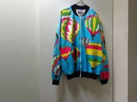 80'S TY-BREAKERS BALLOON TOTAL PATTERNE PAPER JACKET(TY-ブレーカーズ 気球総柄仕様 ペーパージャケット)MADE IN USA(M)